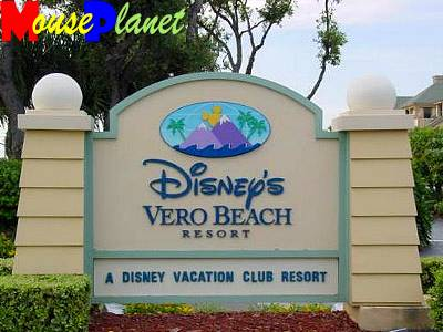 Disney's Vero Beach Resort is just a couple hours from WDW.
