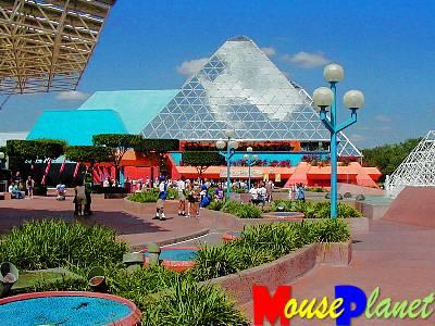 Disney world 12 jours de rêves en image Imagination_pavilion