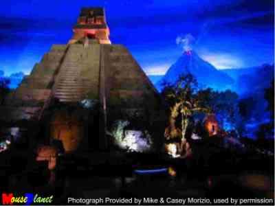 Disney world 12 jours de rêves en image El_rio_del_tiempo_morizio