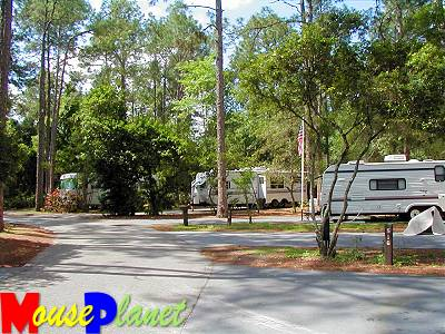 full hookup campsite fort wilderness All are full hookup sites and most offer cable tv disney's fort wilderness campground definitely delivers a great and convenient place for its resorts.
