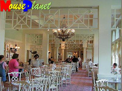 The Grand Floridian Cafe