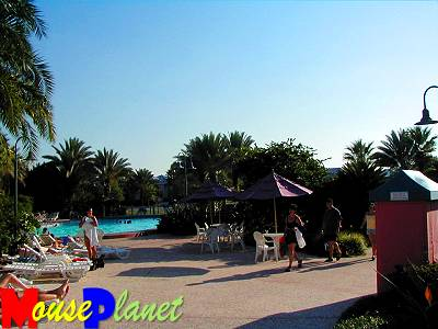 Old Key West Resort's main pool.
