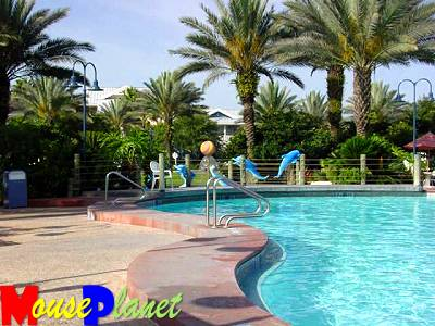 Old Key West Resort's main pool.