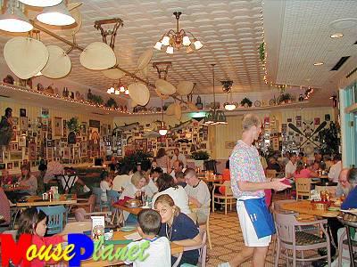 Oliva's Cafe.