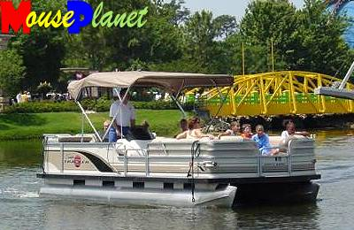 The Trumbo Ferry (photo by Sue Holland).