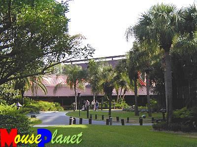 Services Building.