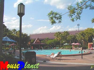 Quiet Pool.