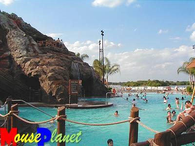 Volcano Pool.