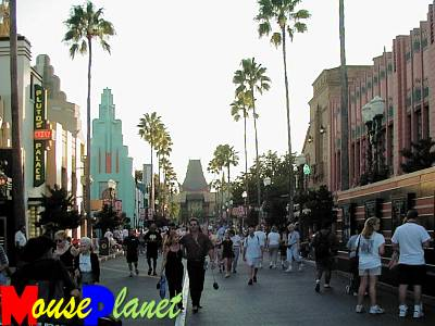 Disney world 12 jours de rêves en image Hollywood_boulevard