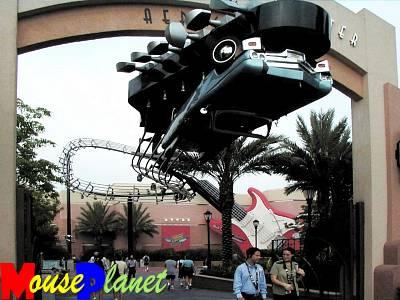 Disney world 12 jours de rêves en image Rock_n_roller_coaster_marquee